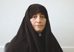 اولین زن اسیردفاع مقدس